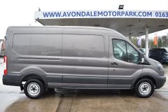 FORD TRANSIT 350 L3 H2 LUNAR SKY GREY LWB EURO 6 SIDE WINDOW VAN IDEAL CAMPER CONVERSION - 2157 - 6