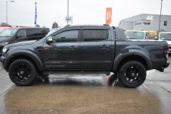 FORD RANGER WILDTRAK RAPTOR STYLED ECOBLUE 2.0 BI TURBO SEA GREY NO VAT AUTOMATIC 4X4 - 2628 - 3