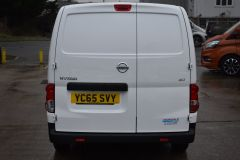 NISSAN NV200 DCI ACENTA WHITE VAN TWIN SIDE DOORS - 2083 - 13