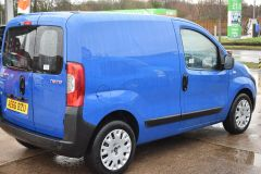 CITROEN NEMO 660 ENTERPRISE BLUE LOW MILES AIR CON HDI - 2811 - 5