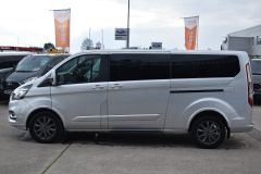 FORD TOURNEO CUSTOM 310 TITANIUM 170 BHP MINIBUS 9 SEATER LWB L2 LEATHER NAV REVERSE CAM - 2228 - 5