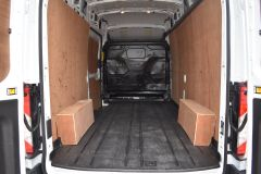 FORD TRANSIT 350 TREND L3 H3 LWB HIGH ROOF EURO 6 VAN WITH AIR CON - 1963 - 12