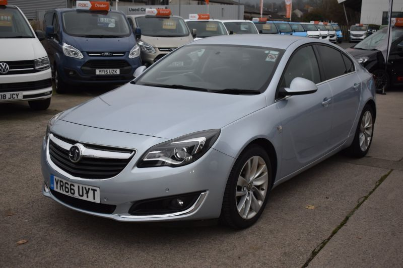 Used VAUXHALL INSIGNIA in Cwmbran, Gwent for sale