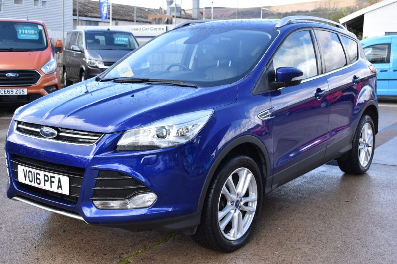 Used FORD KUGA 4X4 in Cwmbran, Gwent for sale