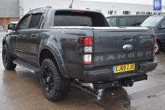FORD RANGER WILDTRAK RAPTOR STYLED ECOBLUE 2.0 BI TURBO SEA GREY NO VAT AUTOMATIC 4X4 - 2628 - 4
