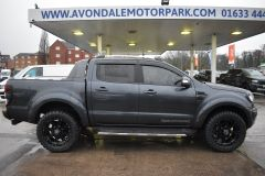 FORD RANGER WILDTRAK RAPTOR STYLED ECOBLUE 2.0 BI TURBO SEA GREY NO VAT AUTOMATIC 4X4 - 2628 - 6