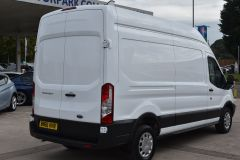 FORD TRANSIT 350 TREND L3 H3 LWB HIGH ROOF EURO 6 VAN WITH AIR CON - 1963 - 4