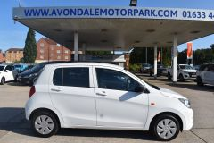 SUZUKI CELERIO SZ2 PETROL IDEAL FIRST CAR  - 2521 - 7