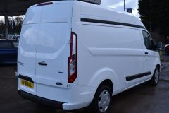 FORD TRANSIT CUSTOM 340  170 BHP TREND L2 H2 LWB HIGH ROOF AIR CON VAN EURO 6 - 2173 - 4