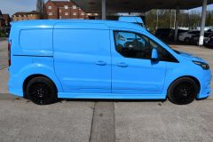 FORD TRANSIT CONNECT 240 L2 LWB BLUE MS RT SPORT STYLED BRITISH GAS RARE VAN - 2920 - 6