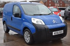 CITROEN NEMO 660 ENTERPRISE BLUE LOW MILES AIR CON HDI - 2811 - 7