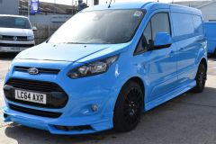FORD TRANSIT CONNECT 240 L2 LWB BLUE MS RT SPORT STYLED BRITISH GAS RARE VAN - 2920 - 1
