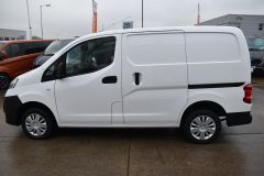 NISSAN NV200 DCI ACENTA WHITE VAN TWIN SIDE DOORS - 2083 - 12