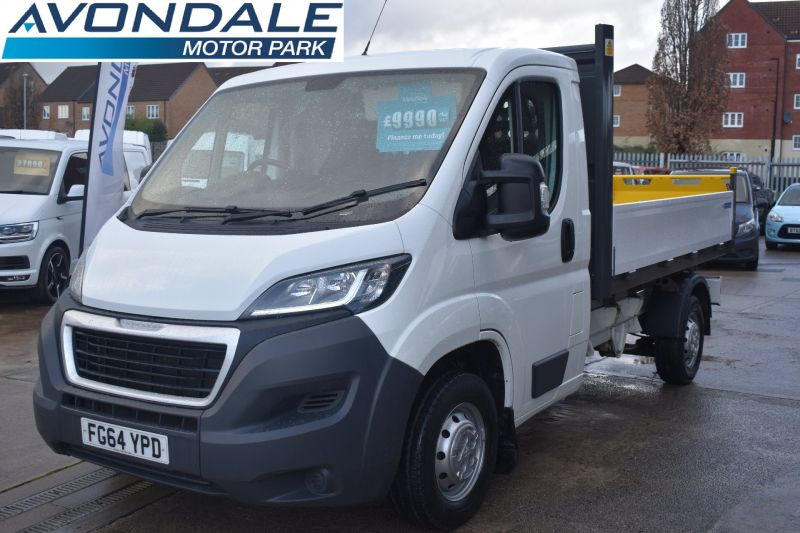 Used PEUGEOT BOXER in Cwmbran, Gwent for sale