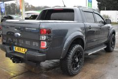FORD RANGER WILDTRAK RAPTOR STYLED ECOBLUE 2.0 BI TURBO SEA GREY NO VAT AUTOMATIC 4X4 - 2628 - 5