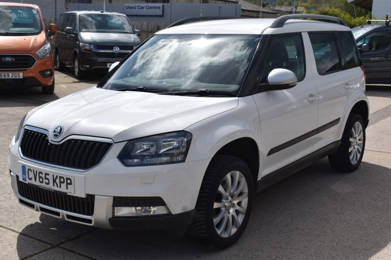 Used SKODA YETI OUTDOOR in Cwmbran, Gwent for sale