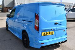 FORD TRANSIT CONNECT 240 L2 LWB BLUE MS RT SPORT STYLED BRITISH GAS RARE VAN - 2920 - 4