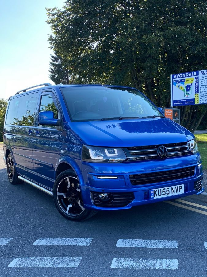 Used VOLKSWAGEN CARAVELLE in Cwmbran, Gwent for sale