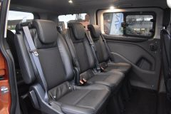 FORD TOURNEO CUSTOM 310 SPORT AUTOMATIC MINIBUS 8 SEATER ORANGE NO VAT TO PAY 170 BHP - 2110 - 11