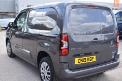 CITROEN BERLINGO 1000 ENTERPRISE M 100 BHP BLUEHDI EURO 6 GREY VAN - 2281 - 5
