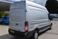 FORD TRANSIT 350 L3 H3 170 BHP LWB HIGH ROOF AIR CON REVERSE CAMERA EURO 6 SILVER VAN  - 2959 - 6