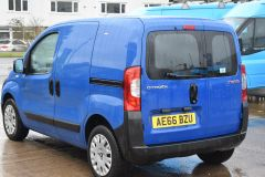 CITROEN NEMO 660 ENTERPRISE BLUE LOW MILES AIR CON HDI - 2811 - 4