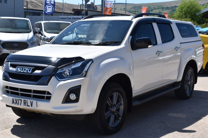 Used ISUZU D-MAX in Cwmbran, Gwent for sale