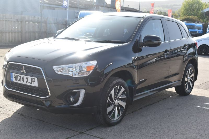 Used MITSUBISHI ASX in Cwmbran, Gwent for sale