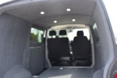 VOLKSWAGEN TRANSPORTER T28 TDI P/V HIGHLINE MODIFIED DAY VAN WITH CARPET AND WINDOWS - 2477 - 4
