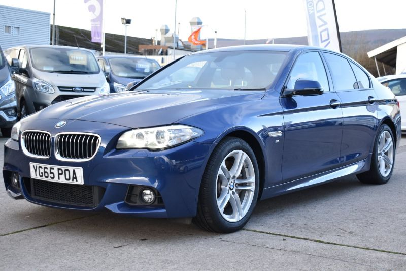 Used BMW 5 SERIES in Cwmbran, Gwent for sale