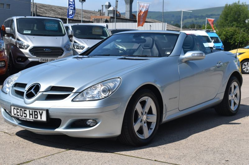Used MERCEDES SLK in Cwmbran, Gwent for sale