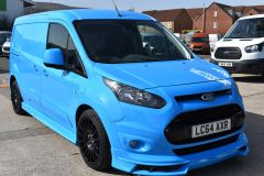 FORD TRANSIT CONNECT 240 L2 LWB BLUE MS RT SPORT STYLED BRITISH GAS RARE VAN - 2920 - 7