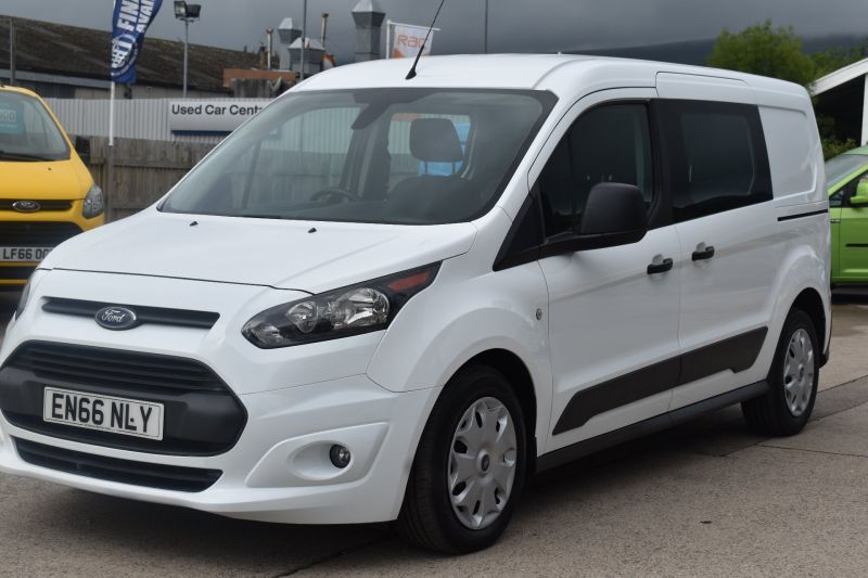 Used FORD TRANSIT CONNECT in Cwmbran, Gwent for sale