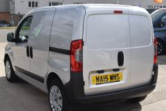 CITROEN NEMO 660 ENTERPRISE NO VAT SILVER VAN - 2240 - 4