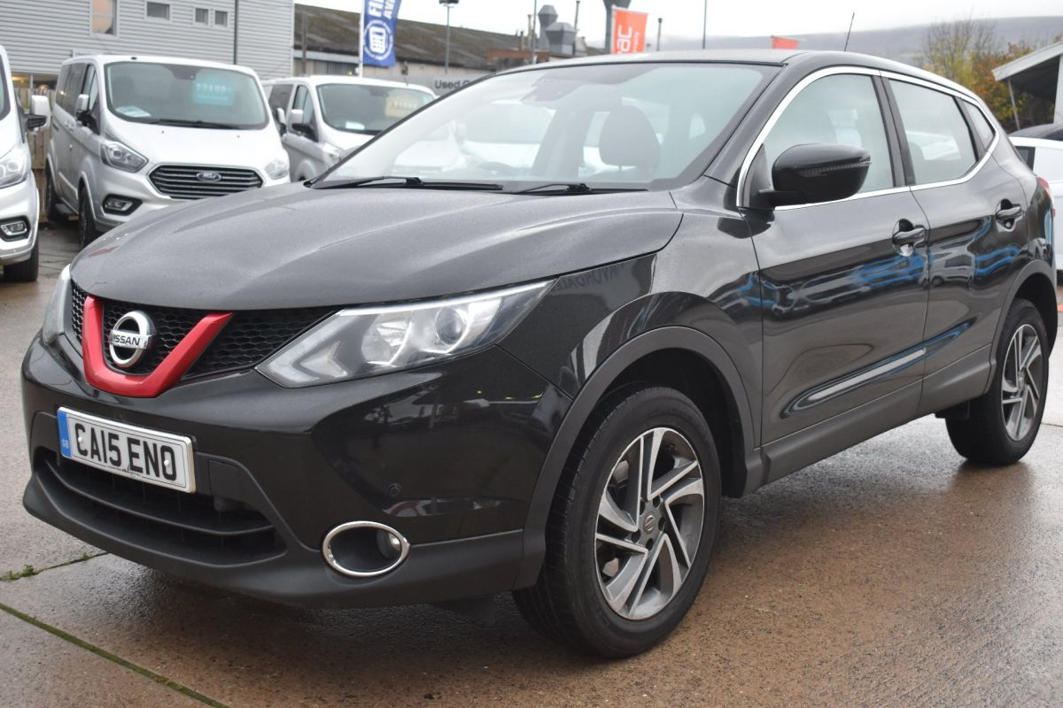 Used NISSAN QASHQAI in Cwmbran, Gwent for sale