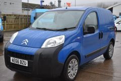 CITROEN NEMO 660 ENTERPRISE BLUE LOW MILES AIR CON HDI - 2811 - 1