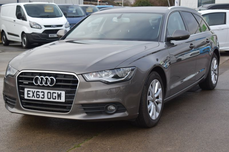 Used AUDI A6 in Cwmbran, Gwent for sale