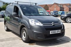 CITROEN BERLINGO 625 LX L1 GREY BLUEHDI  - 2425 - 8