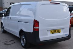 MERCEDES VITO 111 lONG PANEL VAN TWIN SIDE DOORS TAIL GATE  - 2231 - 5