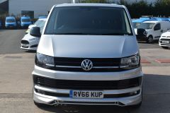 VOLKSWAGEN TRANSPORTER T28 TDI P/V HIGHLINE MODIFIED DAY VAN WITH CARPET AND WINDOWS - 2477 - 21