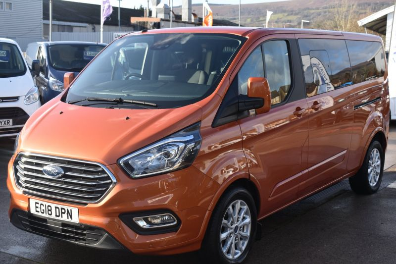 Used FORD TOURNEO CUSTOM in Cwmbran, Gwent for sale