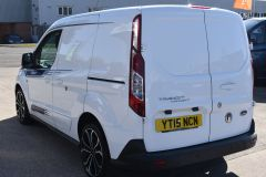 FORD TRANSIT CONNECT 200 LIMITED MS RT DECALS STYLED NO VAT VAN - 2221 - 4