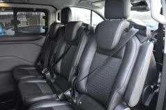 FORD TOURNEO CUSTOM 320 SPORT ECOBLUE DIFFUSED SILVER RARE NO VAT 8 SEATER AUTOMATIC 185 BHP  - 2843 - 15