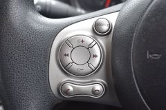 NISSAN MICRA VIBE 1.2 PETROL AIR CON BLUETOOTH SILVER CAR - 2800 - 11