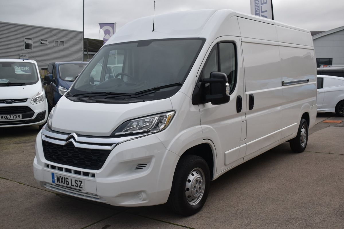 Used CITROEN RELAY in Cwmbran, Gwent for sale
