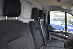 FORD TRANSIT CUSTOM 280 LIMITED AUTOMATIC ECOBLUE EURO 6 BLUE VAN  - 2831 - 12