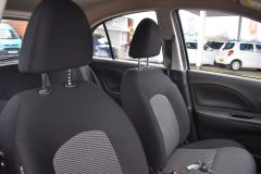 NISSAN MICRA VIBE 1.2 PETROL AIR CON BLUETOOTH SILVER CAR - 2800 - 8