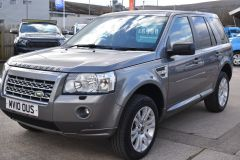 LAND ROVER FREELANDER TD4 HSE AUTOMATIC GREY FAMILY CAR 4X4 SAT NAV CRUISE  - 2851 - 1