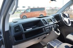 VOLKSWAGEN TRANSPORTER T28 TDI P/V HIGHLINE MODIFIED DAY VAN WITH CARPET AND WINDOWS - 2477 - 20