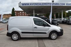 CITROEN BERLINGO 625 ENTERPRISE L1 BLUEHDI SILVER VAN HUGE SPEC - 1917 - 7